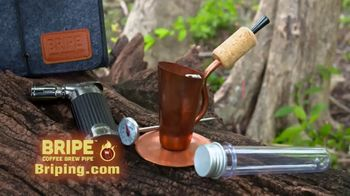 BRIPE Coffee Brew Pipe TV Spot, 'Anywhere: 50% Off' - Thumbnail 9