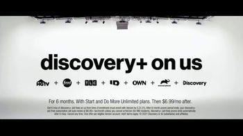 Verizon TV Spot, '5G and Discovery+' - Thumbnail 5