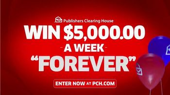 Publishers Clearing House TV Spot, 'This Is It: $5,000 a Week for Life' Featuring Marie Osmond - Thumbnail 9