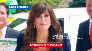 Publishers Clearing House TV Spot, 'This Is It: $5,000 a Week for Life' Featuring Marie Osmond - Thumbnail 1
