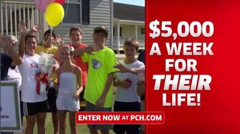 Publishers Clearing House TV Spot, 'This Is It: $5,000 a Week for Life' Featuring Marie Osmond - Thumbnail 5