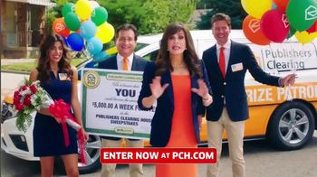Publishers Clearing House TV Spot, 'This Is It: $5,000 a Week for Life' Featuring Marie Osmond - Thumbnail 7