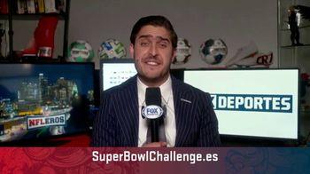 NFL TV Spot, 'Super Bowl Challenge: juega ahora' con Rodolfo Landeros [Spanish] - Thumbnail 1