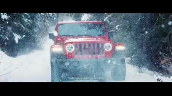 Jeep Start Something New Sales Event TV Spot, 'Easy Mountain' [T2] - Thumbnail 5