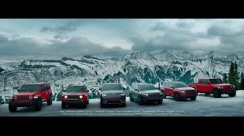Jeep Start Something New Sales Event TV Spot, 'Easy Mountain' [T2]