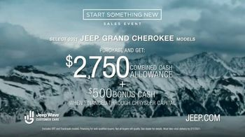 Jeep Start Something New Sales Event TV Spot, 'Easy Mountain' [T2] - Thumbnail 9