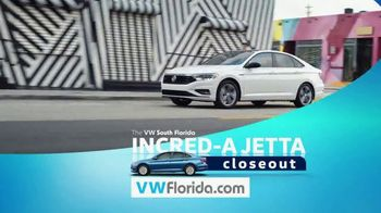 Volkswagen Incred-A Jetta Closeout TV Spot, 'Now In Stock' [T2] - Thumbnail 10