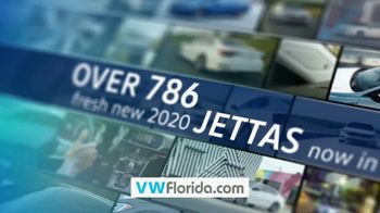 Volkswagen Incred-A Jetta Closeout TV Spot, 'Now In Stock' [T2] - Thumbnail 3