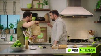 HelloFresh TV Spot, 'Ryan and Ramsey: 10 Free Meals' - Thumbnail 3
