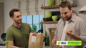 HelloFresh TV Spot, 'Ryan and Ramsey: 10 Free Meals' - Thumbnail 4