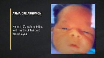 National Center for Missing & Exploited Children TV Spot, 'Armaidre Argumon' - Thumbnail 4