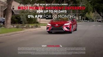 2020 Toyota Camry TV Spot, 'A Car Can Do More' [T2] - Thumbnail 9