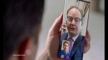 Samsung Galaxy Note20 Ultra TV Spot, 'Life on the Road' Featuring Adrian Wojnarowski, Adam Schefter - Thumbnail 2