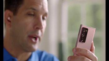 Samsung Galaxy Note20 Ultra TV Spot, 'Life on the Road' Featuring Adrian Wojnarowski, Adam Schefter - Thumbnail 5