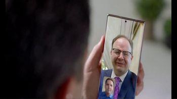 Samsung Galaxy Note20 Ultra TV Spot, 'Life on the Road' Featuring Adrian Wojnarowski, Adam Schefter - Thumbnail 7
