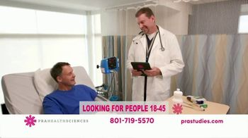 PRA Health Sciences TV Spot, 'Clinical Research Study: $5,000 Compensation' - Thumbnail 5