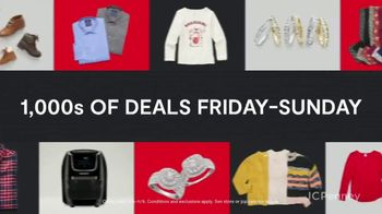 JCPenney TGI Black Friday TV Spot, 'Kitchen Electrics and Sweaters' - Thumbnail 4