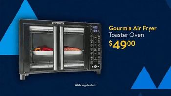 Walmart Black Friday Deals for Days TV Spot, 'Toaster Oven' Song by Aretha Franklin - Thumbnail 3