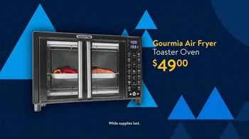 Walmart Black Friday Deals for Days TV Spot, 'Toaster Oven' Song by Aretha Franklin - Thumbnail 4