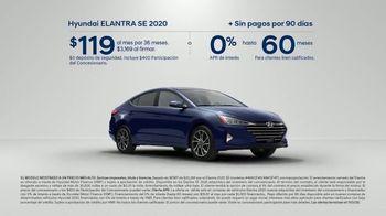 2020 Hyundai Elantra TV Spot, 'Una larga mirada' [Spanish] [T2] - Thumbnail 9