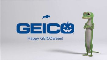 GEICO TV Spot, 'Ion Television: GEICOween Riddle: Haunted Houses' - Thumbnail 6