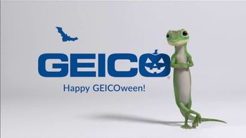 GEICO TV Spot, 'Ion Television: GEICOween Riddle: Haunted Houses' - Thumbnail 4