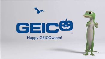 GEICO TV Spot, 'Ion Television: GEICOween Riddle: Haunted Houses' - Thumbnail 5