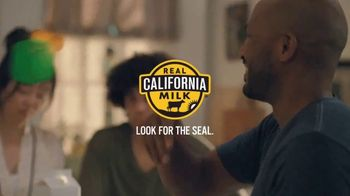 Real California Milk TV Spot, 'The Day Can Wait: Video Conference'