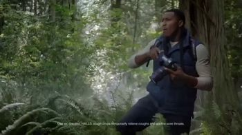 Halls Relief Menthol-Lyptus Flavor Cough Drops TV Spot, 'The Hiker' - Thumbnail 2