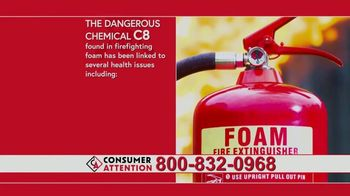 Consumer Attention TV Spot, 'Firefighting Foam' - Thumbnail 4