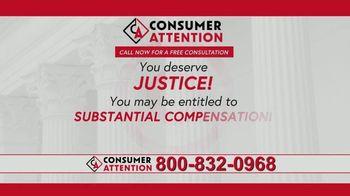 Consumer Attention TV Spot, 'Firefighting Foam' - Thumbnail 8
