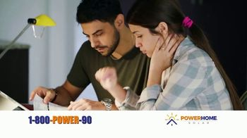Power Home Solar & Roofing TV Spot, 'Own Your Power: $2,000 Cash Back' - Thumbnail 4