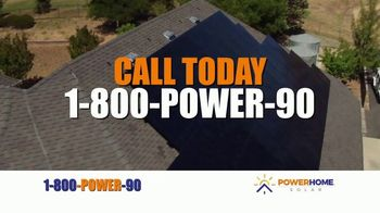 Power Home Solar & Roofing TV Spot, 'Own Your Power: $2,000 Cash Back' - Thumbnail 5