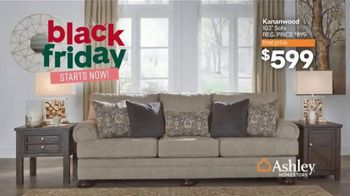 Ashley HomeStore Black Friday Sale TV Spot, '20% Off Storewide and Hot Buys' - Thumbnail 2