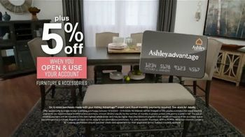 Ashley HomeStore Black Friday Sale TV Spot, '20% Off Storewide and Hot Buys' - Thumbnail 5