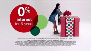 Ashley HomeStore Black Friday Early Access Sale TV Spot, '50% Off and Six Years No Interest' - Thumbnail 4