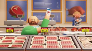 The Kroger Company TV Spot, 'Low: Soup, Butter and Steak' Song by Flo Rida