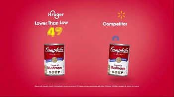 The Kroger Company TV Spot, 'Low: Soup, Butter and Steak' Song by Flo Rida - Thumbnail 6