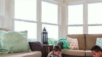 Pella Lifestyle Series TV Spot, 'Cold, Rainy or Windy' - Thumbnail 4