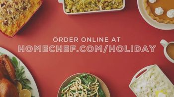 Home Chef TV Spot, 'Holidays: Bundled Feasts' - Thumbnail 8