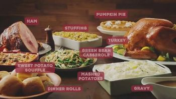 Home Chef TV Spot, 'Holidays: Bundled Feasts'