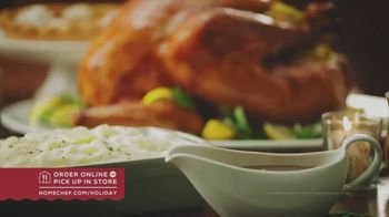 Home Chef TV Spot, 'Holidays: Bundled Feasts' - Thumbnail 7