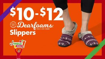 Big Lots TV Spot, 'Holidays: Jingle Deals: Dearfoarms Slippers' Song by Montell Jordan - Thumbnail 8