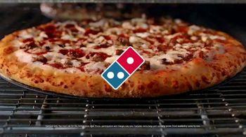 Domino's TV Spot, 'Pizza Pit Stop' Featuring Denny Hamlin - Thumbnail 1