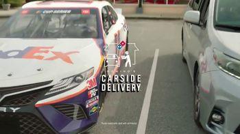 Domino's TV Spot, 'Pizza Pit Stop' Featuring Denny Hamlin - Thumbnail 3