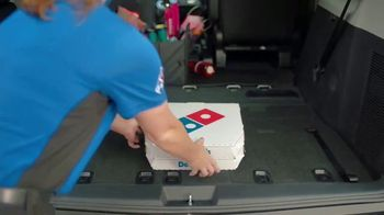 Domino's TV Spot, 'Pizza Pit Stop' Featuring Denny Hamlin - Thumbnail 6