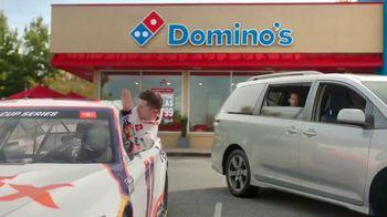 Domino's TV Spot, 'Pizza Pit Stop' Featuring Denny Hamlin - Thumbnail 8