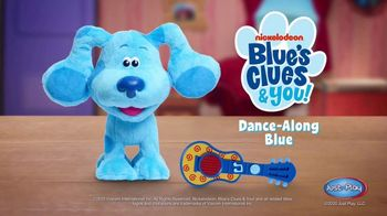 Blue's Clues & You! Dance-Along Blue TV Spot, 'Ready to Dance'