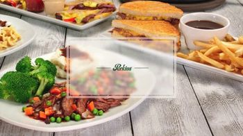 Perkins Restaurant & Bakery TV Spot, 'Pot Roast Specials' - Thumbnail 5