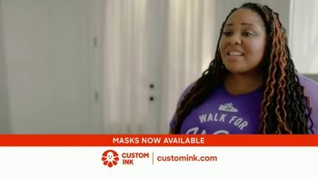CustomInk TV Spot, 'Samantha Testimonial: Masks'